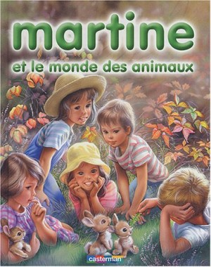 "Afficher ""Martine n° 1 Martine et le monde des animaux"""