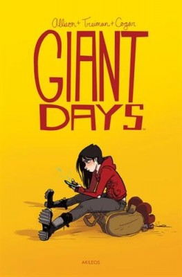 vignette de 'Giant Days n° 1 (John Allison)'