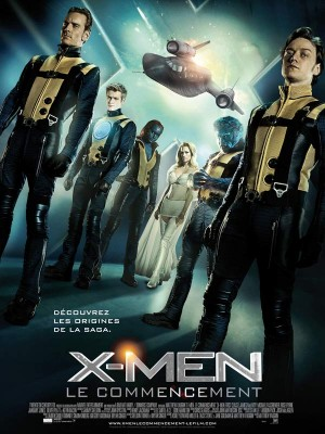 vignette de 'X-Men<br /> X-Men : le Commencement (Matthew Vaughn)'
