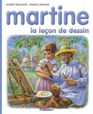 """Afficher """"Martine n° 49 La leçon de dessin"""""""