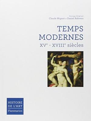 """Afficher """"Histoire de l'art n° 3 Temps modernes"""""""