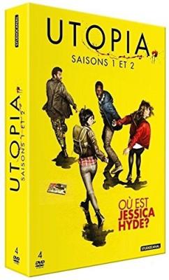 """Afficher """"Utopia - Saisons 1 et 2"""""""