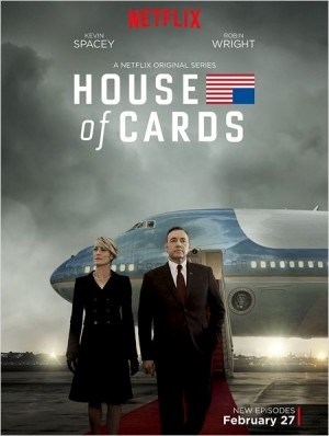 "Afficher ""House of cards - Saison 3"""
