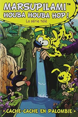 """Afficher """"Marsupilami houba houba hop !"""""""