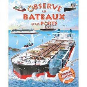"""Afficher """"Observe les bateaux et les ports"""""""