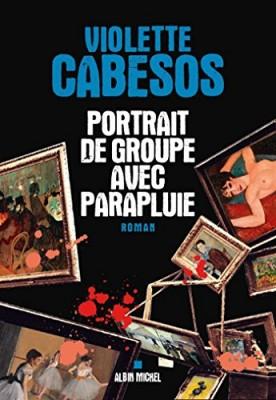 vignette de 'Portrait de groupe avec parapluie (Violette Cabesos)'