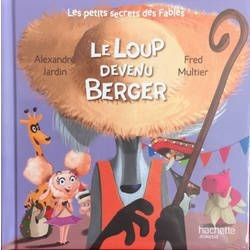 "Afficher ""Le loup devenu berger"""