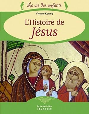 """Afficher """"L'histoire de Jésus"""""""