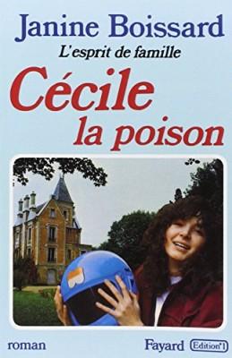 """Afficher """"L'Esprit de famille n° 5Cécile, la poison"""""""