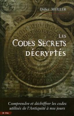 """Afficher """"Les codes secrets décryptés"""""""