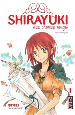 vignette de 'Shirayuki aux cheveux rouges n° 1 (Sorata Akizuki)'