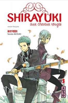 "Afficher ""Shirayuki aux cheveux rouges n° 3"""