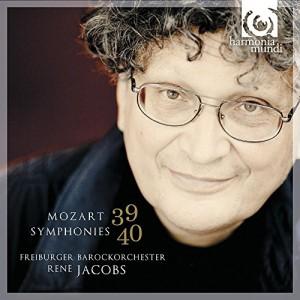 "Afficher ""Symphonies n3̊9: K.543, n ̊40: K.550"""
