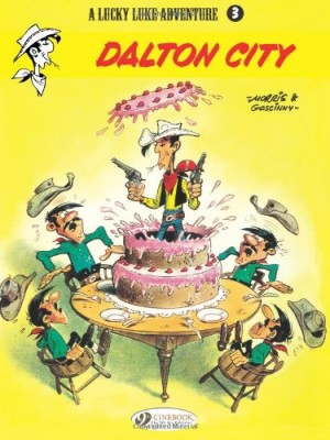 "Afficher ""A Lucky Luke adventure n° 3 Dalton city"""