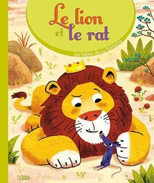 """Afficher """"Le lion et le rat"""""""
