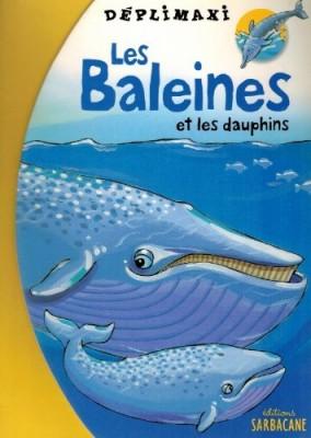 """Afficher """"Les baleines et les dauphins"""""""