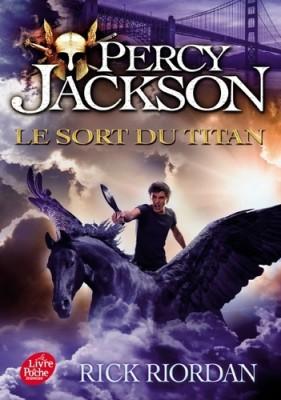 """Afficher """"Percy Jackson n° 3 Sort du Titan (Le)"""""""
