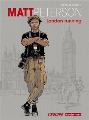 """Afficher """"Matt Peterson n° 1 London running"""""""