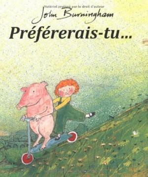 """Afficher """"Préférerais-tu"""""""