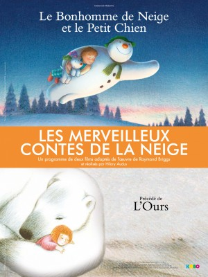 """Afficher """"Bonhomme de neige et le petit chien (Le)"""""""