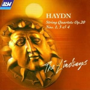"""Afficher """"String Quartets op. 20 n ̊s 1,3,4"""""""