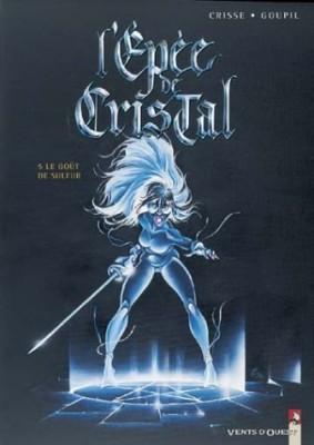 """Afficher """"L'Epée de cristal n° 5 Le goût de Sulfur"""""""