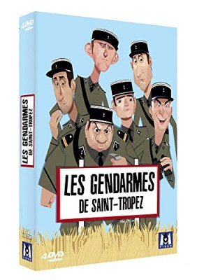 """Afficher """"Les gendarmes de Saint-Tropez"""""""