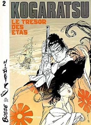 """Afficher """"Kogaratsu n° 2 Le trésor des Etas"""""""