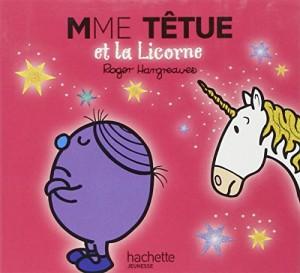 """Afficher """"Monsieur Madame paillettes<br /> Mme Têtue et la licorne"""""""