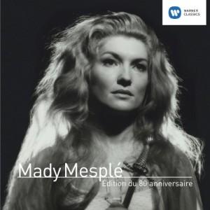 """Afficher """"Edition du 80e anniversaire Mady Mesplé"""""""