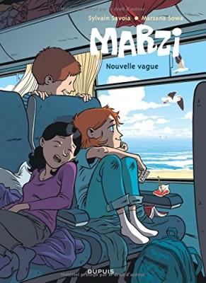 vignette de 'Marzi n° 7<br /> Nouvelle vague (Sylvain Savoia)'
