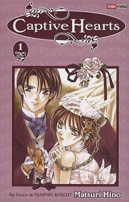 """Afficher """"Captive hearts n° 1 Captive Hearts Tome 1"""""""