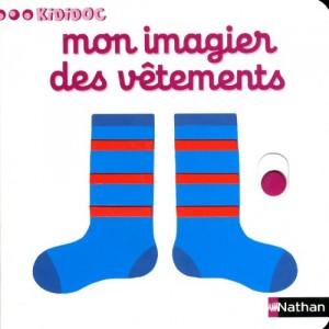 """Afficher """"Mon imagier des vêtements"""""""