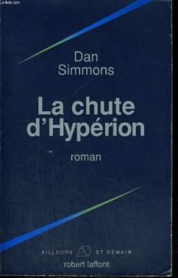 """Afficher """"Les Chants d'Hypérion n° 2 La chute d'Hypérion"""""""