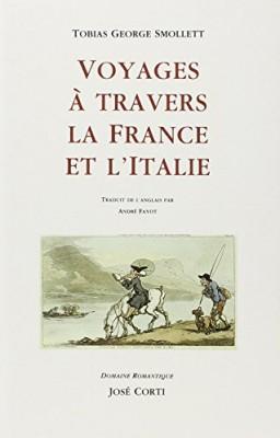 """Afficher """"Voyages à travers la France et l'Italie"""""""