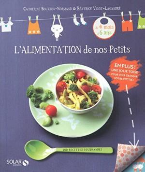 """Afficher """"L'alimentation de nos petits"""""""