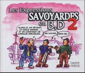 "Afficher ""Les expressions savoyardes en BD n° 2"""