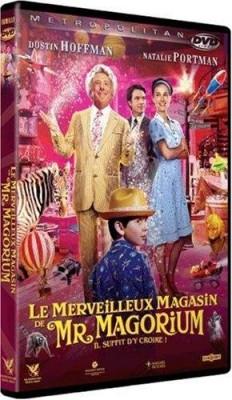 """Afficher """"Merveilleux magasin de Mr. Magorium (Le)"""""""