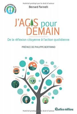 """Afficher """"J'agis pour demain"""""""