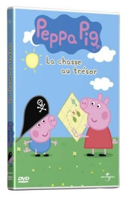 """Afficher """"Peppa pig Peppa Pig - La chasse au trésor"""""""
