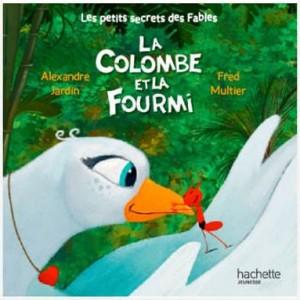 """Afficher """"La colombe et la fourmi"""""""