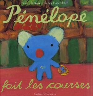 """Afficher """"Pénélope tête en l'air n° 5 Pénélope fait les courses"""""""