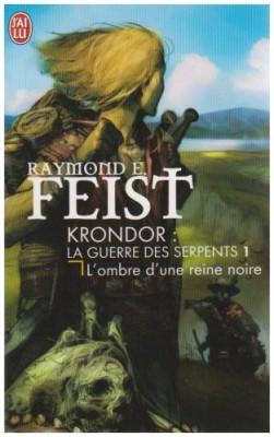 """Afficher """"Krondor : La Guerre des Serpents n° 1 L'ombre d'une reine noire"""""""