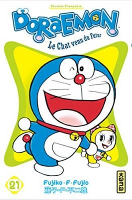 """Afficher """"Doraemon n° 21"""""""