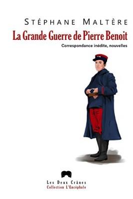 """Afficher """"La Grande guerre de Pierre Benoît"""""""
