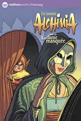 "Afficher ""Alchimia n° 3 La dame masquée"""