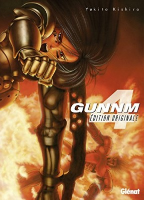 "Afficher ""Gunnm n° 4"""