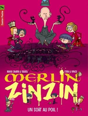 """Afficher """"Merlin Zinzin n° 7 Un Sort au poil !"""""""