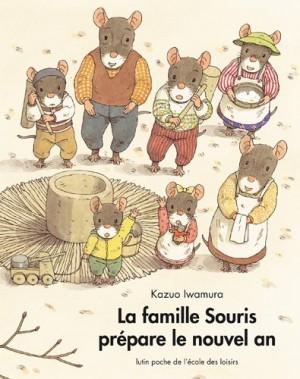 """Afficher """"La famille Souris prépare le nouvel an"""""""