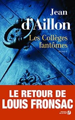 """Afficher """"Chroniques du collège de Clermont Les collèges fantômes"""""""